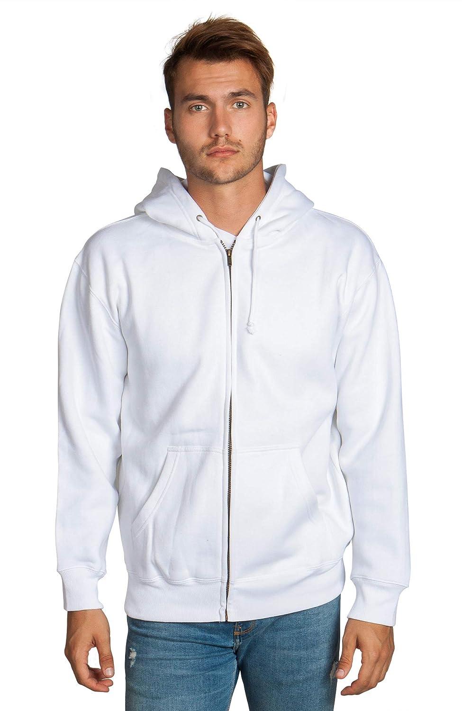 Zeratova Stylish Full Zip Up Hoodie for Men