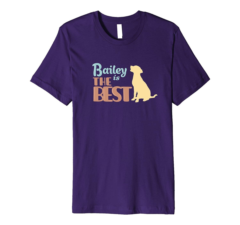 Bailey the Dog T-Shirt-ANZ