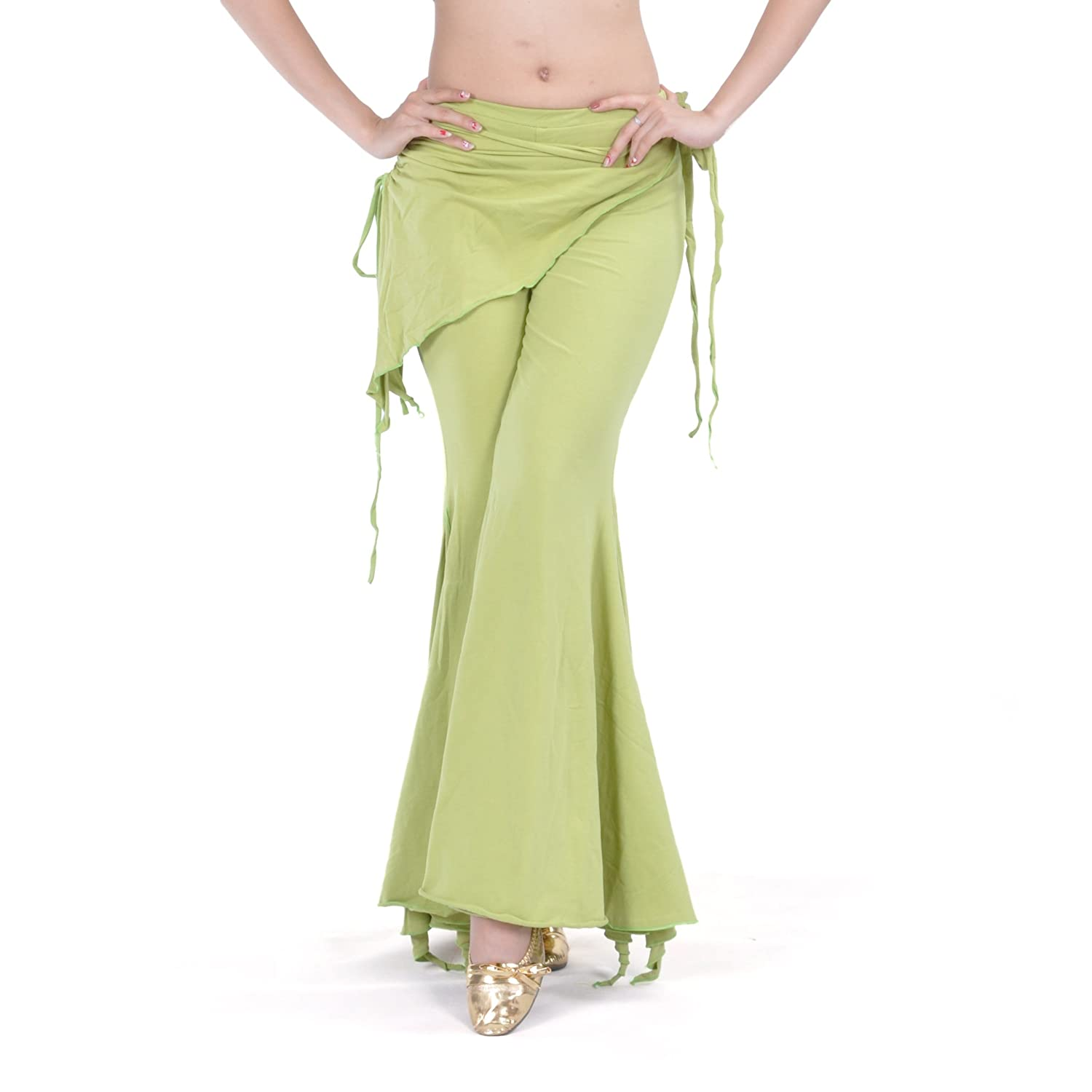 BellyLady Tribal Belly Dance Yoga Flare Pants Trousers