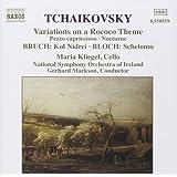 Tschaikowsky: Rokoko Variationen Kliege