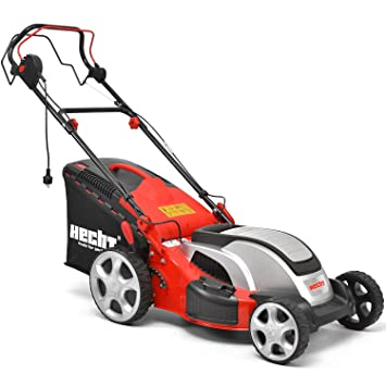 HECHT Cortacésped eléctrico S, con tracción en las ruedas ...
