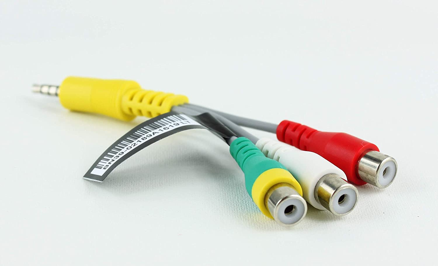 Amazon.com: Samsung Gender Cable DC To RCA Cable BN39-02189A: Home Audio & Theater