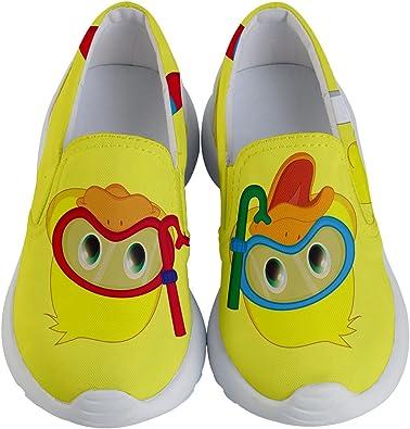 Fashion Sneakers Women Autumn Shoes Unicorn Sewing Girls Canvas Shoes
