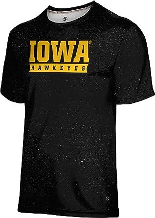 Heathered ProSphere University of Iowa Mens Long Sleeve Tee