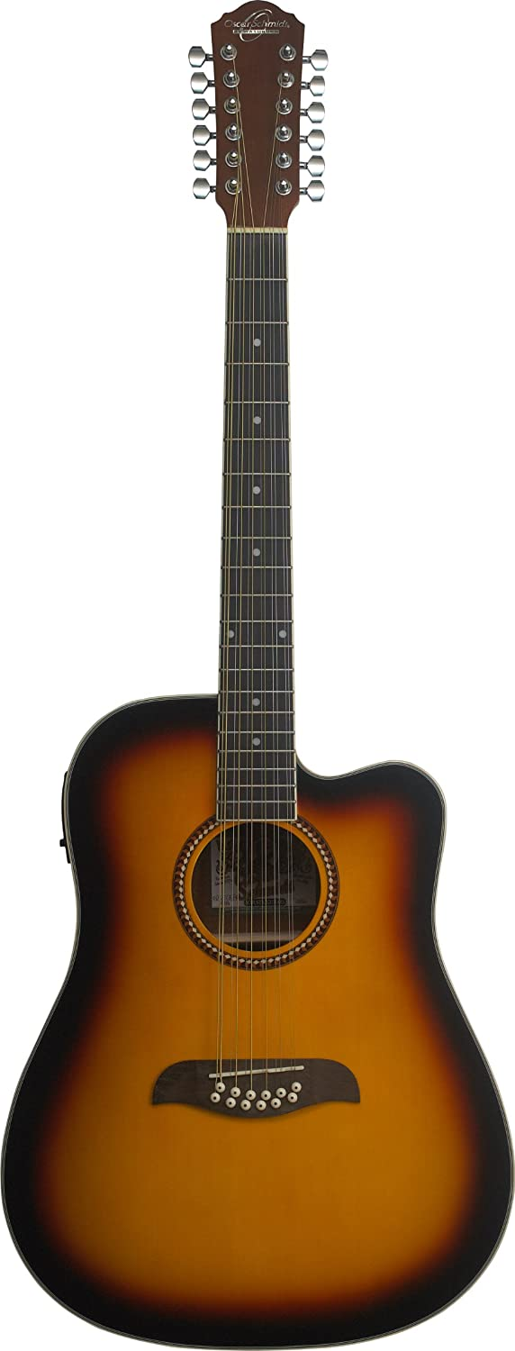 Top 10 Best 12 String Acoustic & Electric Guitar under $1000 1