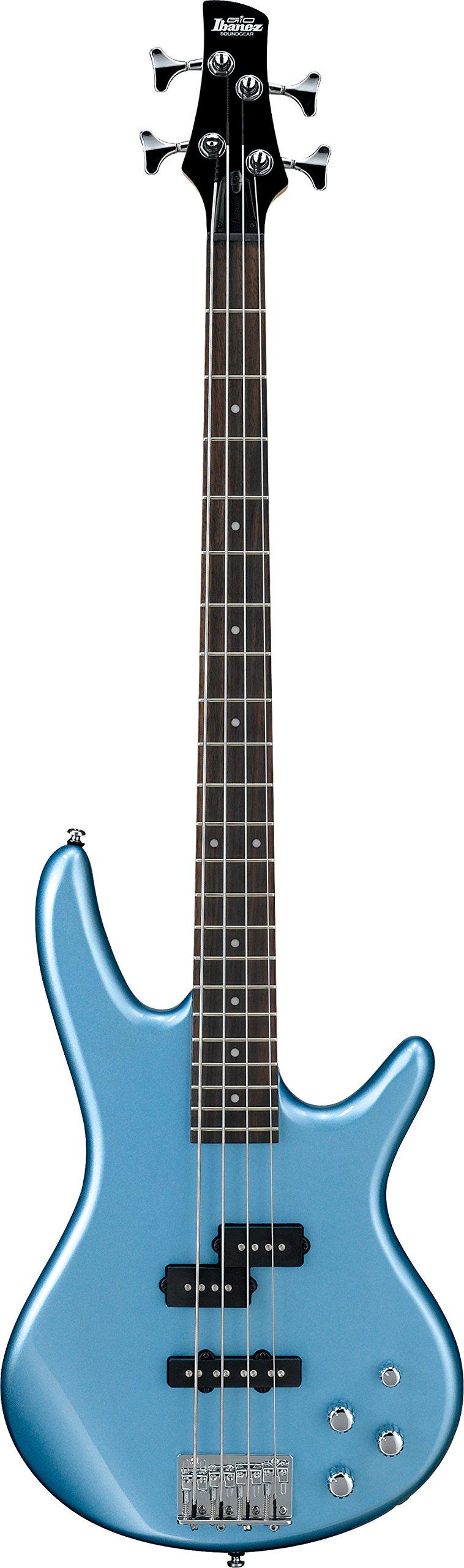 Ibanez 4 String Bass Guitar Right Handed, Soda Blue GSR200SDL