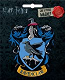 Ata-Boy Harry Potter Die-Cut Ravenclaw Crest Magnet for Cars, Refrigerators and Lockers