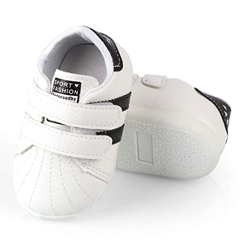 a96067866 LiveBeauty Newborn Baby Girl Boy Shoes Soft Sole Anti-Slip Walking Sneakers  Infant Prewalker Crib
