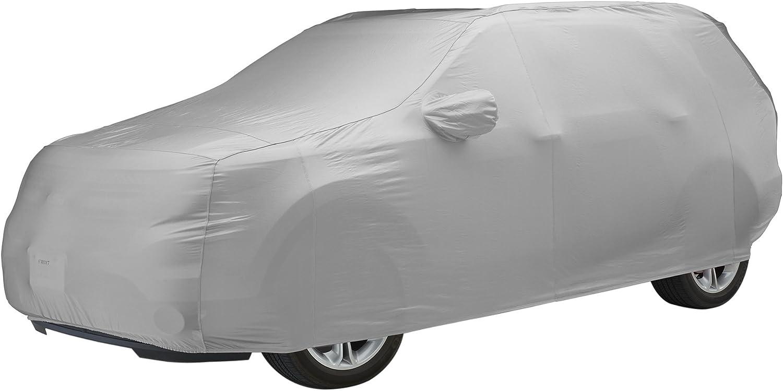 Covercraft FS17103F5 Black Custom Fit Car Covers Fleeced Satin FS17104F5
