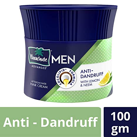 Parachute Advanced After Shower Anti Dandruff Hair Cream, 100g