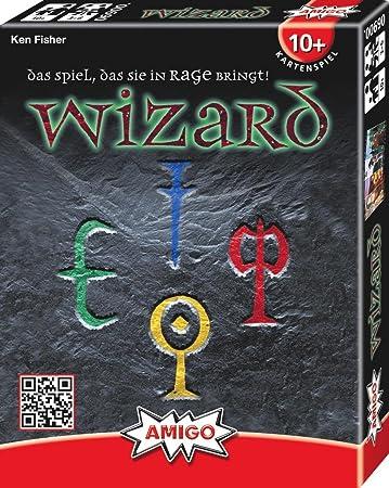 kartenspiel wizard