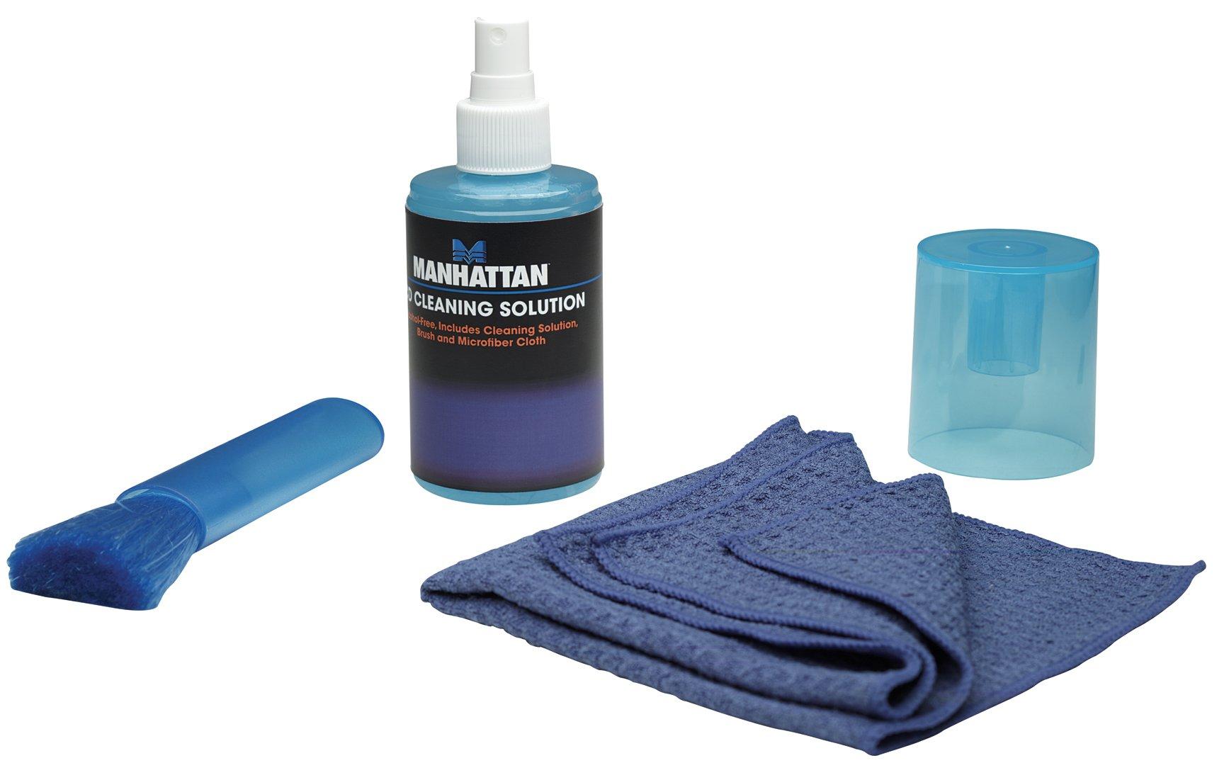 Manhattan 421027 LCD Cleaning Kit