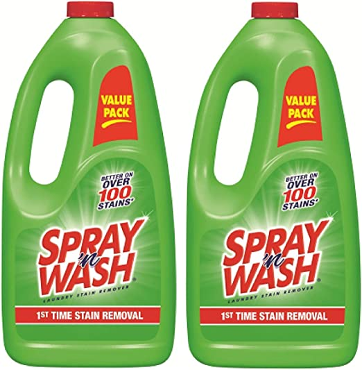 Amazon.com: Spray lavar a n/resolver para ropa de ...