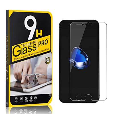 Screen Protector for iPhone SE 2020 /iPhone 8 /iPhone 7, Bear Village 9H Hardness Tempered Glass Screen Protector, HD Crystal Clear Screen Protector Film for iPhone 6S /iPhone 6, 1 Pack: Baby