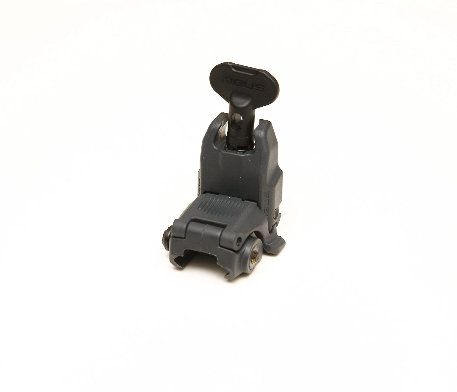 Magpul Industries MBUS Generation II Sight Set Front /& Rear Color Stealth Gray