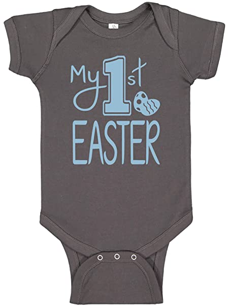 ee0bf463ebfa Reaxion Aiden s Corner - Baby Boy Clothes My First Easter Handmade Outfits