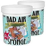 Bad Air Sponge 空气净化剂除甲醛清除剂汽车新房除异味 两件装