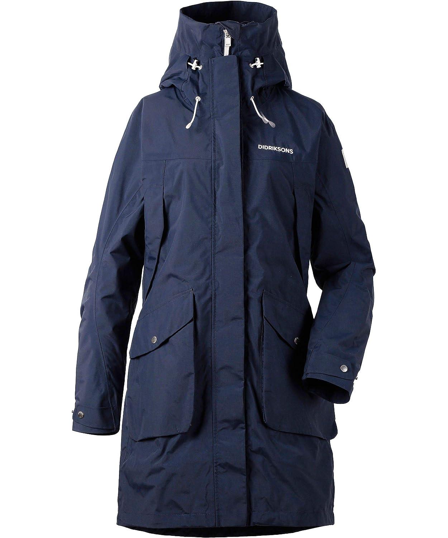 Navy 36 Didriksons 1913 Thelma Jacket Women bluee 2019 winter jacket