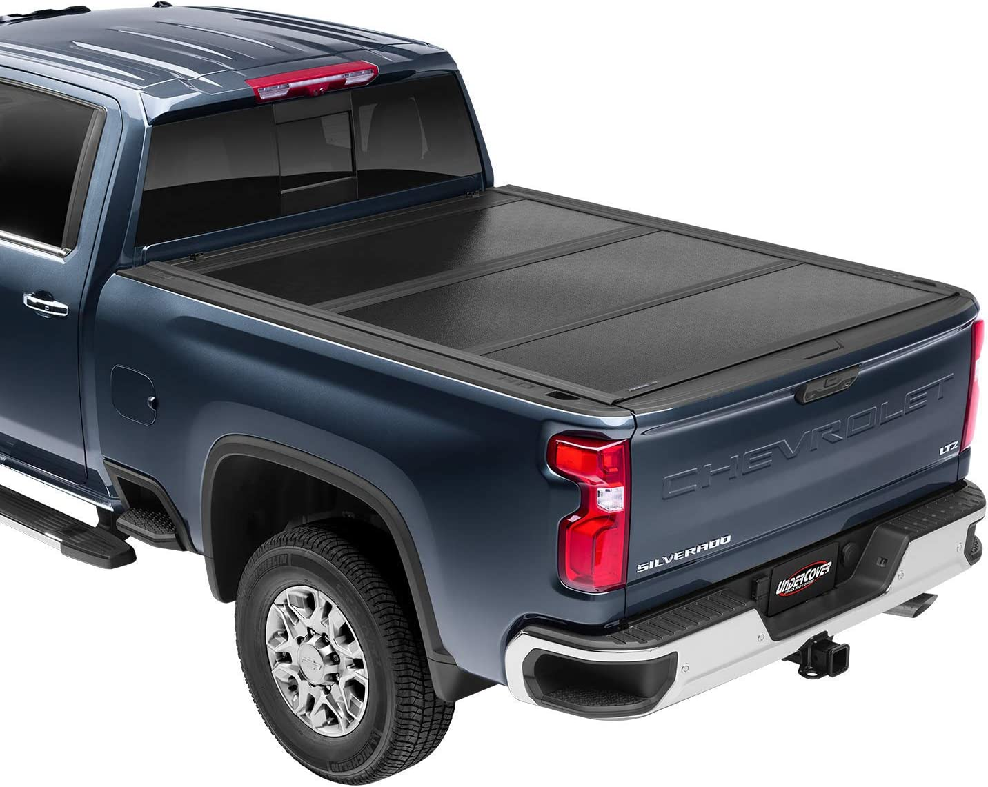 Amazon Com Undercover Flex Hard Folding Truck Bed Tonneau Cover Fx41009 Fits 07 20 Toyota Tundra 6 5 Bed Automotive