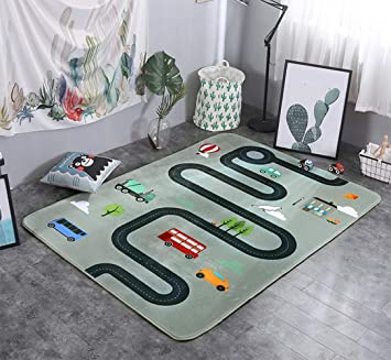 Amazon.com: Thole Playmat Baby Crawling Game Carpet Bed ...