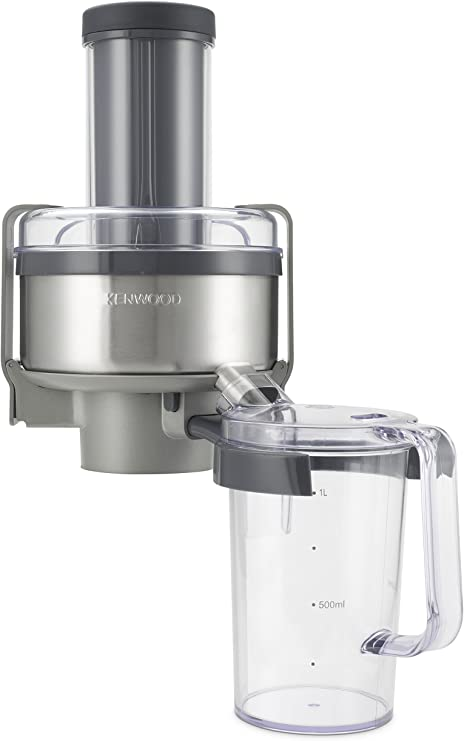 Kenwood AT641 Accesorio licuadora compatible con robots de cocina Kenwood Chef y Major, 1 L, plástico, color gris: Eytan Steve.: Amazon.es: Hogar