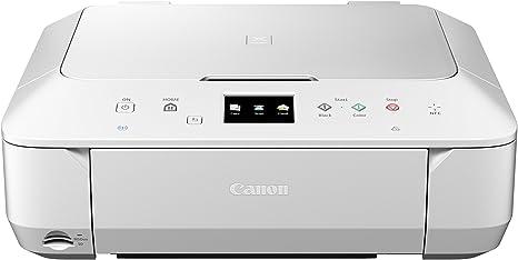 Canon Pixma MG6650 - Impresora multifunción de Tinta - B/N 15 PPM ...