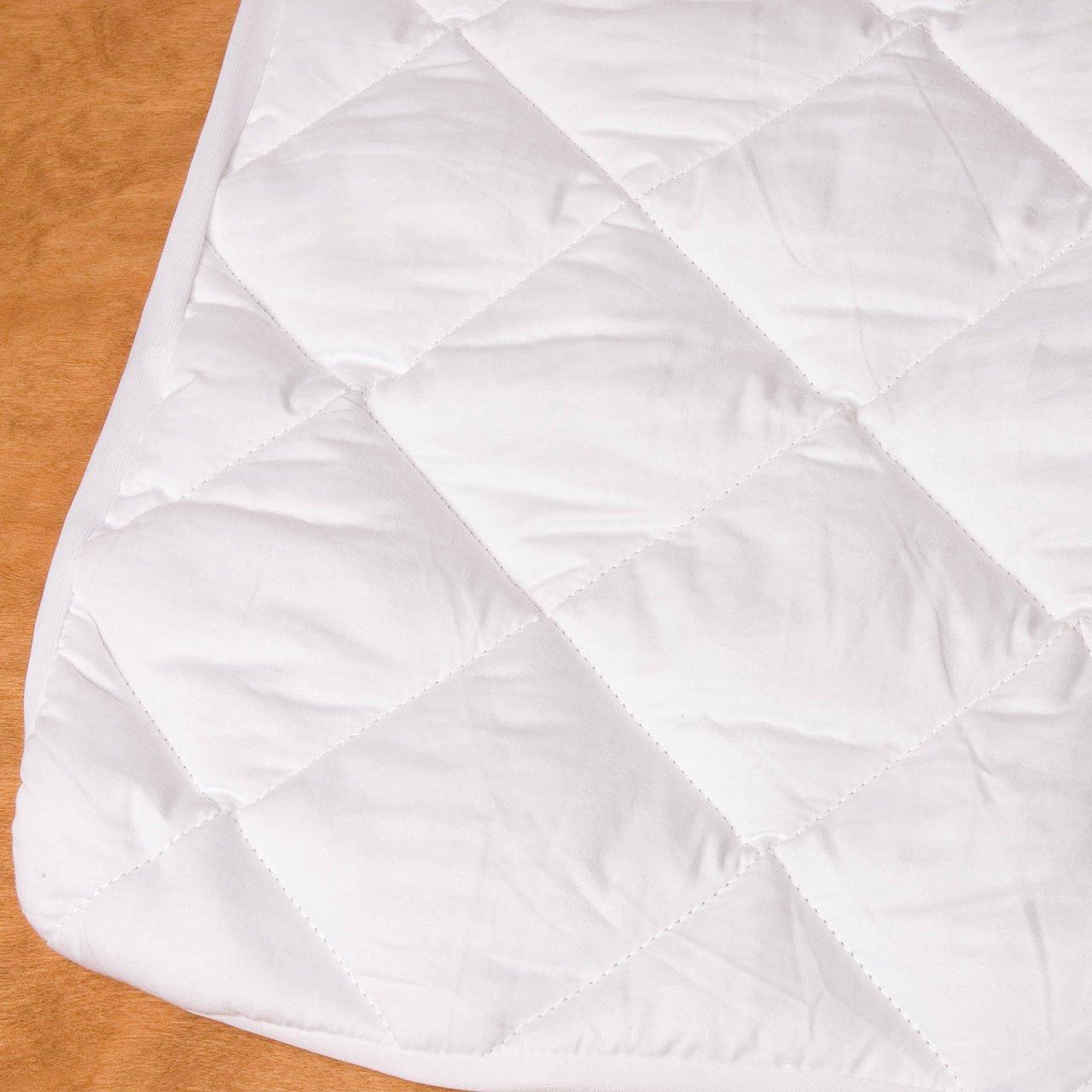 Bristol Hotel Pillowtop Mattress Pad Protector Cover - Full (54''x80'')