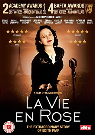 La Vie En Rose [DVD]: Amazon.co.uk: Marion Cotillard, Sylvie ...