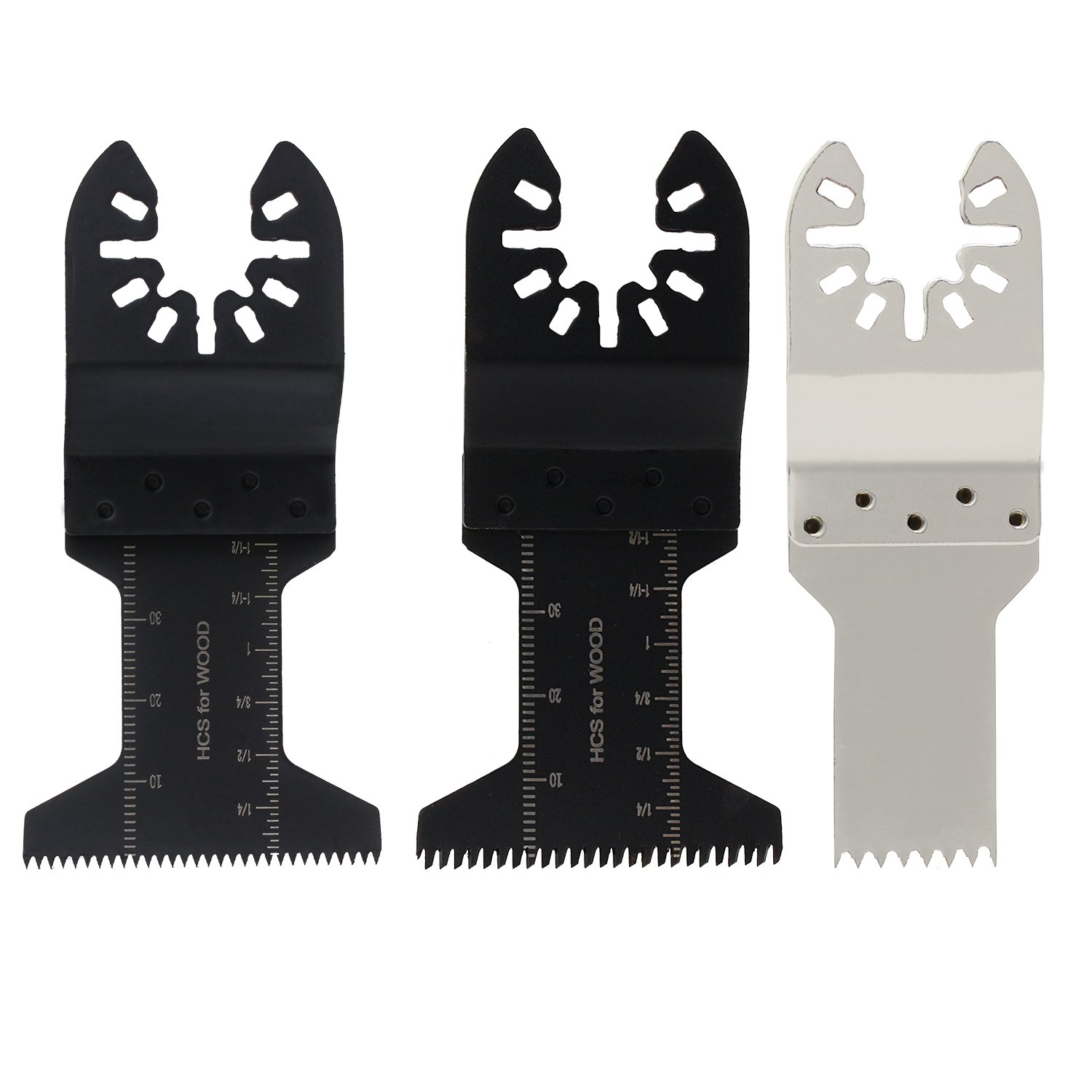 ESUMIC 15Pcs Oscillating Saw Blade Grinding Rasp Kit for RockWell Sonicrafter Work Oscillating Multitool Accesory by ESUMIC (Image #2)