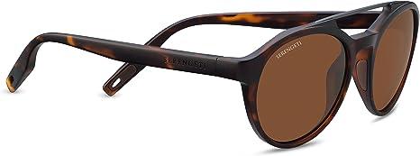 SERENGETI 8595 Gafas, Unisex Adulto, marrón (Satin Tortoise), M