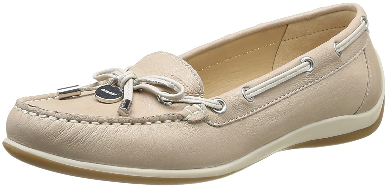 b5ede949da2a34 Geox D Yuki A, Women's Mocassins: Amazon.co.uk: Shoes & Bags