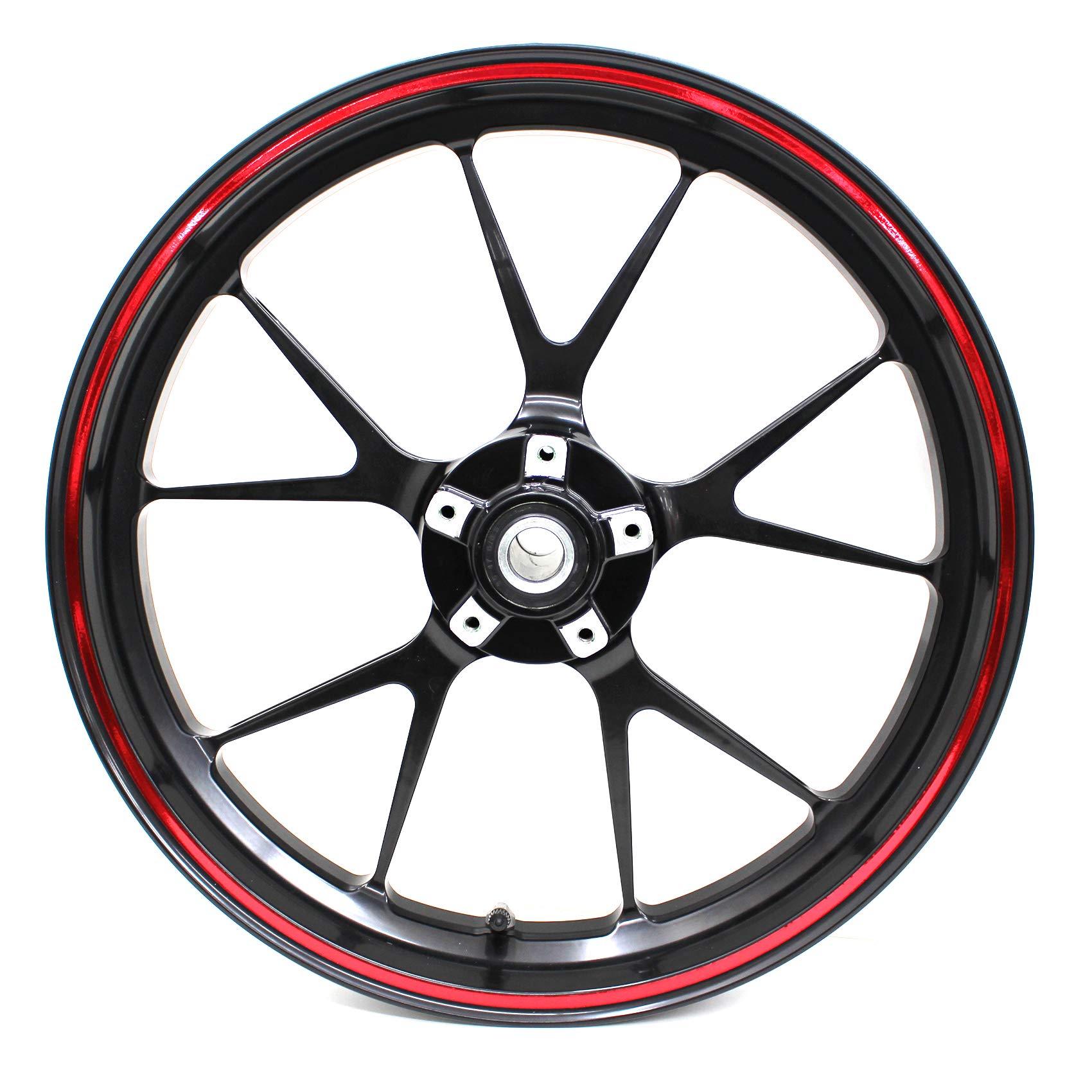 Luerme 2pcs Bike Wheel Rim Tape Strips Anti-Blow High Pressure Bicycle Rim Liner Cushion 12~29