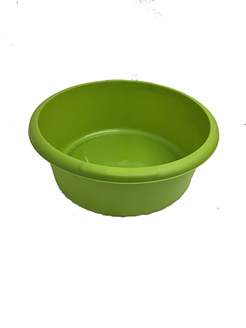 Plastic Round Washing Up Kitchen Sink Bowl 32cm Made in the UK ...