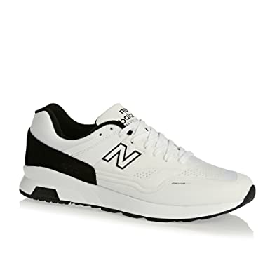 new balance 1500 fantomfit black and white trainers