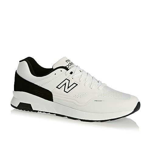 Calzado deportivo para hombre, color Blanco , marca NEW BALANCE, modelo Calzado Deportivo Para Hombre NEW BALANCE MD1500 FW Blanco: Amazon.es: Zapatos y ...