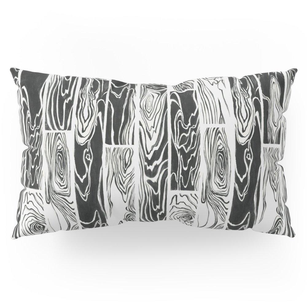Society6 Hard Wood Pillow Sham King (20'' x 36'') Set of 2 by Society6 (Image #1)