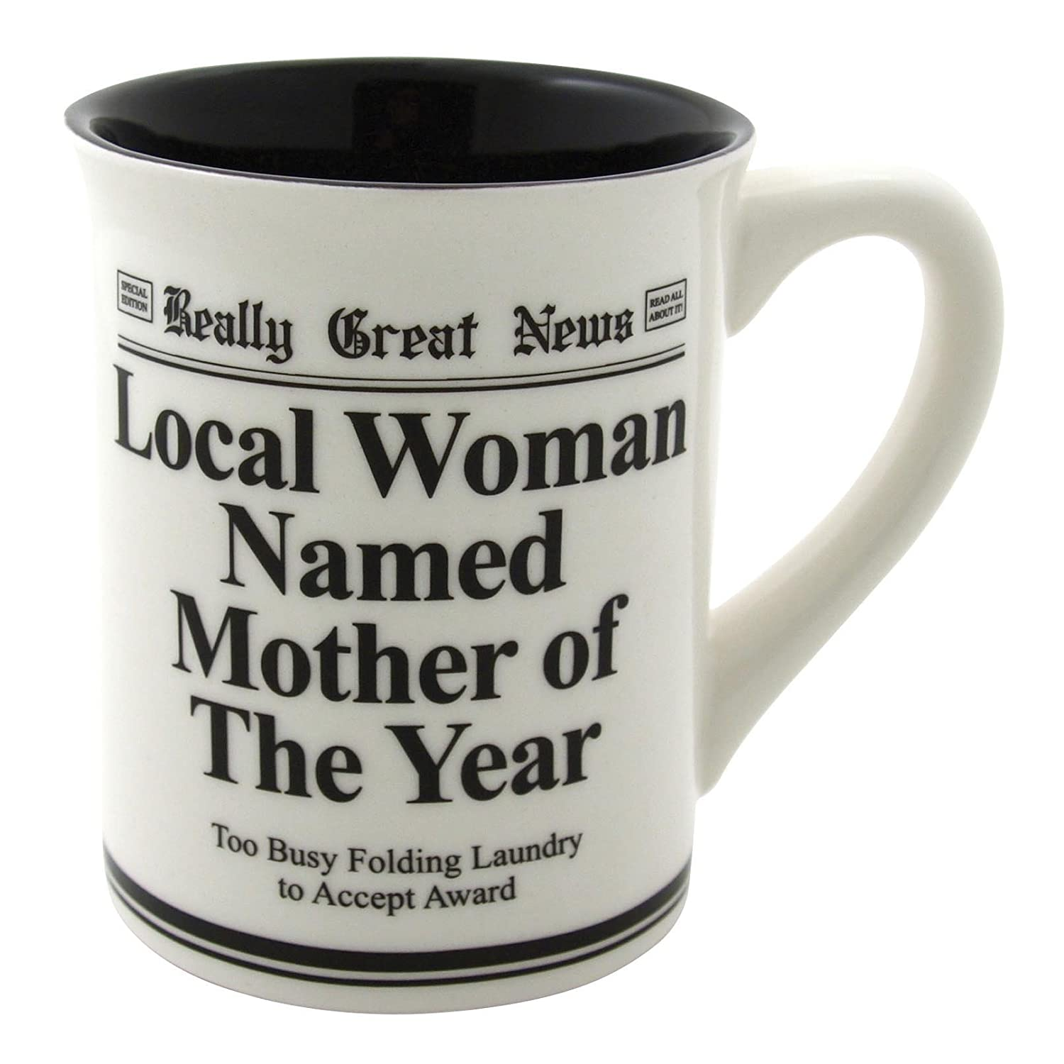 Mother of The Year Mug,