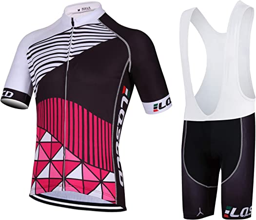 Ropa Equipacion Traje Ciclismo Hombre para Verano, Maillot ...