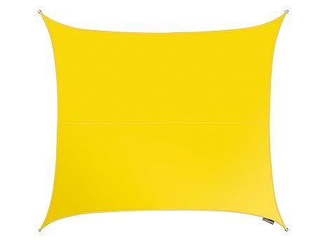 Tenda A Vela Quadrata : Kookaburra tende a vela quadrata m giallo tessuto