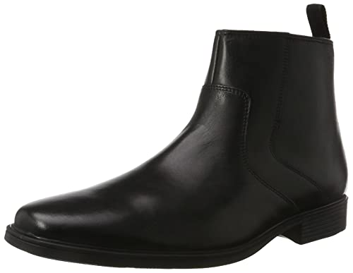 info for 13671 564cd Clarks Tilden Zip, Botas Chelsea para Hombre  Amazon.es  Zapatos y  complementos