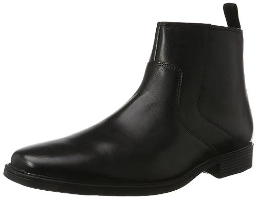 6304fa9d688 Clarks Men's Tilden Zip Chelsea Boots