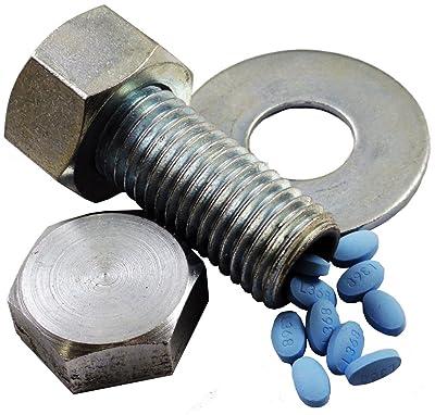 19. Nut & Bolt Secret Diversion Safe
