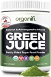 Organifi - Green Juice Super Food Supplement (270g) 30 Day Supply. USDA Organic Vegan Greens Powder by Organifi