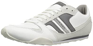 b2f35d16663cf4 Amazon.com: Diesel Men's Gunner Lace-Up Fashion Sneaker: Shoes