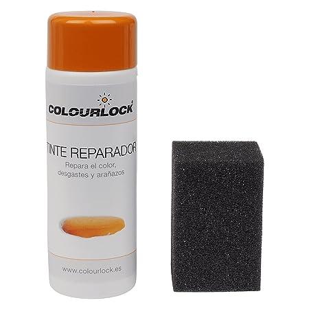 COLOURLOCK Tinte reparador Cuero/Piel F012 (Beige Claro), 150 ml restaura el Color del Cuero en Coches, sofás, Ropa, Bolsos