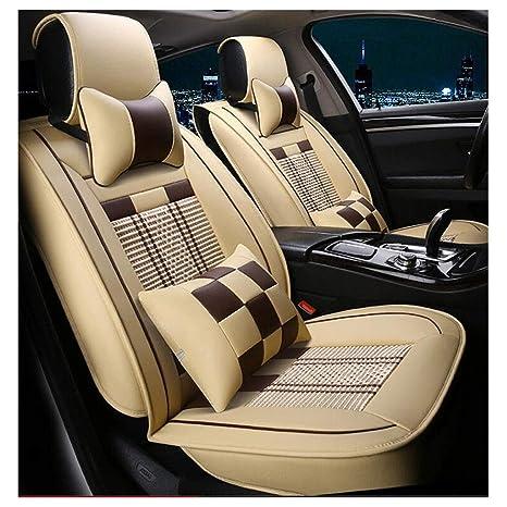 Amazon.com: ADHW Cojines para asiento de coche, Universal de ...