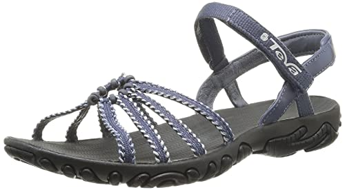3ddb95cc488f4f Teva Women s W Kayenta Dream Wave Fashion Sandals Blue Size  3 UK ...