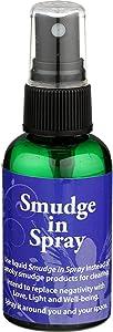 THE CRYSTAL GARDEN Crystal Garden Smudge Spray, 2 OZ