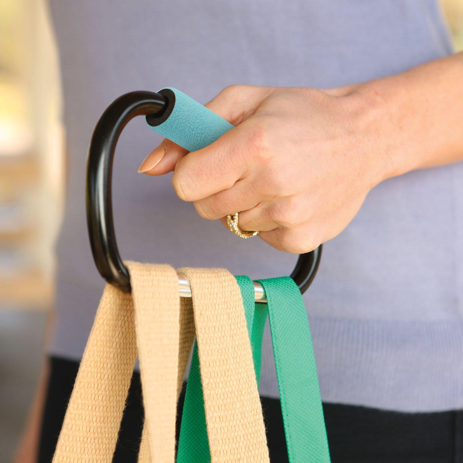 Assorted Colors Stroller Utility Hook