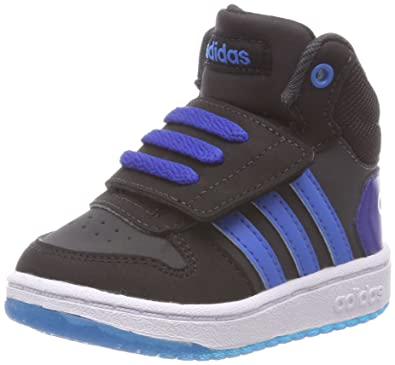 adidas Unisex Baby Vs ADV Cl CMF Inf Hausschuhe, Blau (Maruni/Ftwbla/Eqtama 000), 20 EU